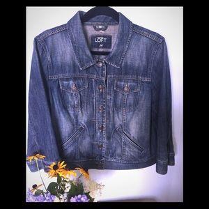 Loft Women's Jean Jacket
